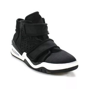 Ash Shoes - LIMITED ASH MENS HIGH TOP SNEAKERS BLACK SIZE 8.5